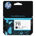 HP 711 38-ml Black Ink Cartridge, CZ129A