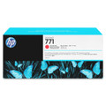 HP 771 Ink Cartridge - Chromatic Red 775 ml