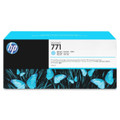 HP 771 Ink Cartridge - Light  Cyan 775 ml
