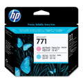 HP 771 Printhead - Light Magenta, Light Cyan