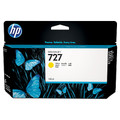HP 727 Ink Cartridge - Yellow (B3P21A)