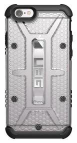 UAG Maverick Case iPhone 6/6S - Clear/Black