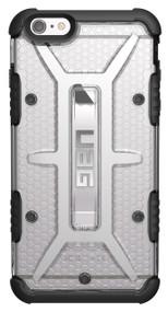UAG Maverick Case iPhone 6+/6S+ Plus - Clear/Black