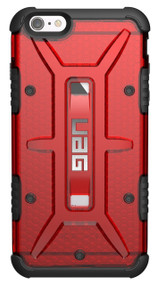 UAG Magma Case iPhone 6+/6S+ Plus - Red/Black