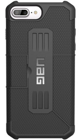 UAG Metropolis Folio Wallet Case iPhone 7+ Plus - Black