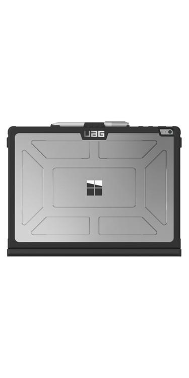 UAG Plasma Case Microsoft Surface Book with Performance Base - Ice