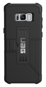 UAG Metropolis Folio Wallet Case Samsung Galaxy S8+ Plus - Black