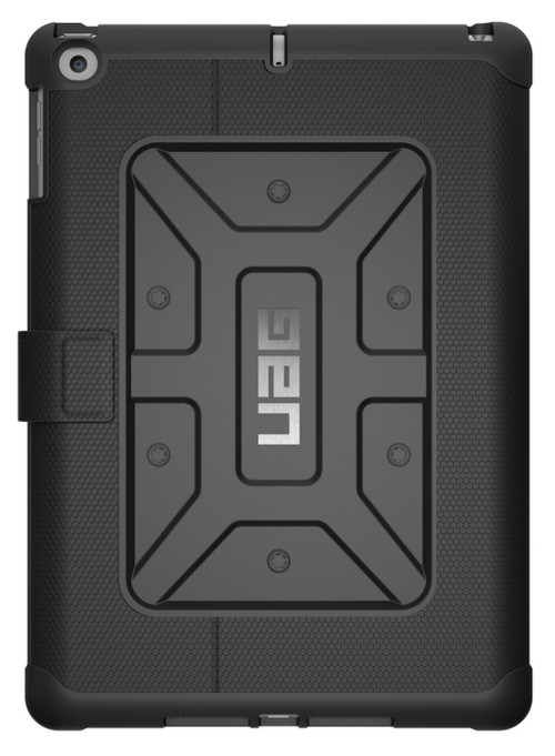 "UAG Metropolis Folio Case iPad 9.7"" - Black"