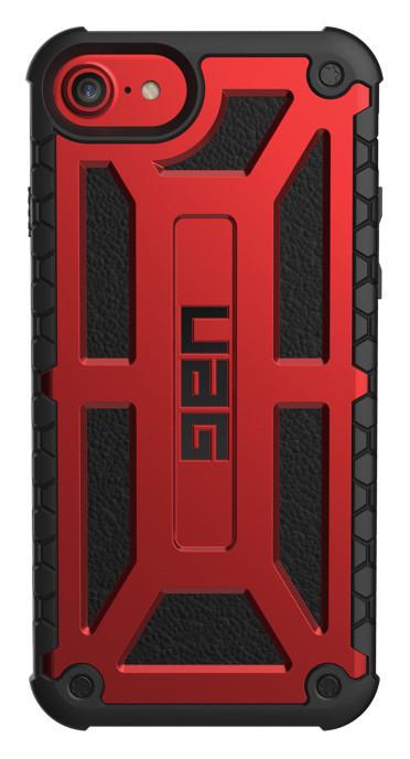 UAG Monarch Case iPhone 7/6/6S - Crimson