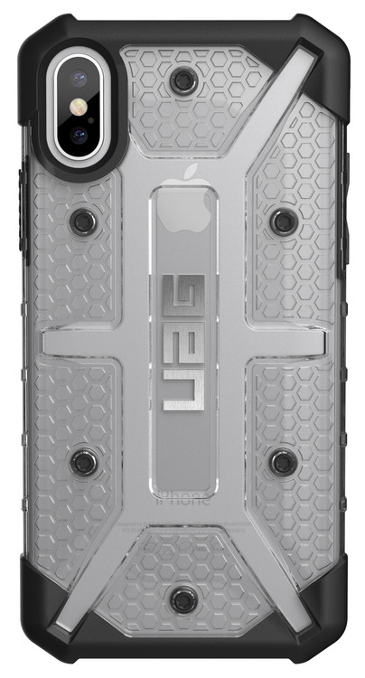 UAG Plasma Case iPhone X/Xs - Ice