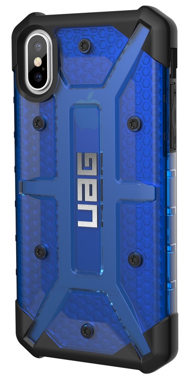 UAG Plasma Case iPhone X - Cobalt