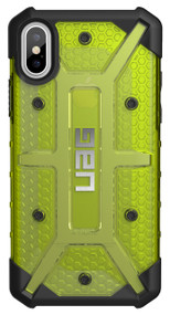 UAG Plasma Case iPhone X/Xs - Citron