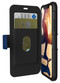 UAG Metropolis Folio Wallet Case iPhone X - Cobalt