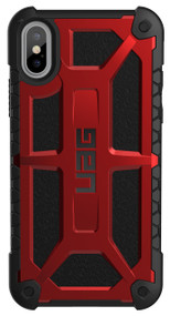 UAG Monarch Case iPhone X/Xs - Crimson