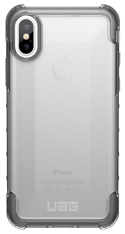 UAG Plyo Case iPhone X - Ice