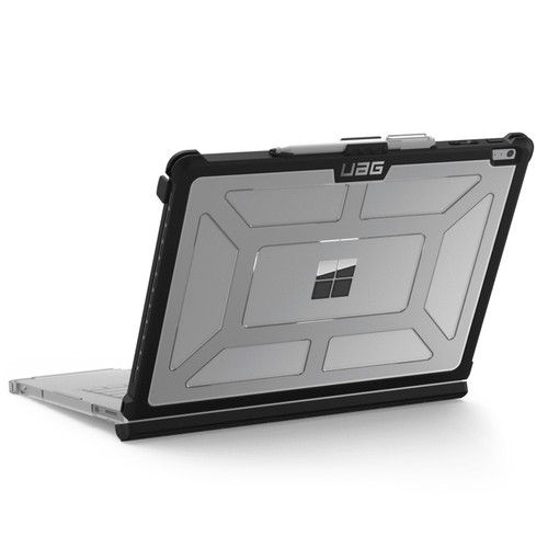 "UAG Plasma Case Microsoft Surface Book 2 / Surface Book 1 (13.5"") - Ice"