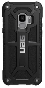 UAG Monarch Case Samsung Galaxy S9 - Black