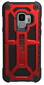 UAG Monarch Case Samsung Galaxy S9 - Crimson