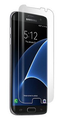 BodyGuardz HD Contour Tempered Glass Samsung Galaxy S7 Edge