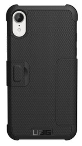 UAG Metropolis Folio Case iPhone XR - Black