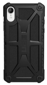 UAG Monarch Case iPhone XR - Black Matte