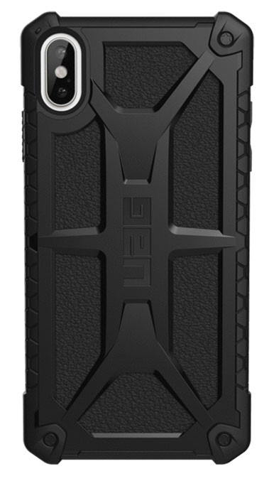 UAG Monarch Case iPhone Xs Max - Black Matte