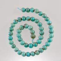 Baja Turquoise(Mexico) 8mm Rounds