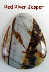 Cherry Creek -Red River Jasper(China) RRJ2