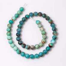 Turquoise(China) 8mm Rounds