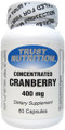 Trust Nutrition Cranberry Concentrate 400 mg