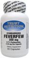 Trust Nutrition Feverfew Standardized 350 mg 60 Capsules