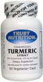 Trust Nutrition Turmeric Extract 500 mg 60 Capsules