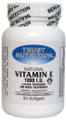 Trust Nutrition Vitamin E-1000 100 Softgels