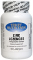 Trust Nutrition Zinc Lozenges 60 Count
