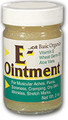 Basic Organics E-Ointment with Aloe