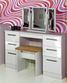 Welcome Furniture Knightsbridge dresser white