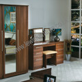 Welcome Furniture - Sherwood - Kneehole Dressing Table - Choice of Walnut, Maple, Oak or Porcelain Matt Finish