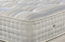 Sleepeezee bed - New Backcare Ultimate 2000  mattress detail