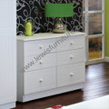 Welcome Furniture - Warwick - 6 Drawer Midi Chest - Choice of Colour