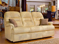 Sherborne Upholstery - Keswick Fabric 3 Seater Sofa - Fixed or Recliner - FROM