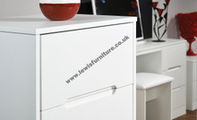 Welcome Furniture Monaco Gloss White