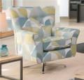 Alstons Upholstery Memphis Swivel Chair