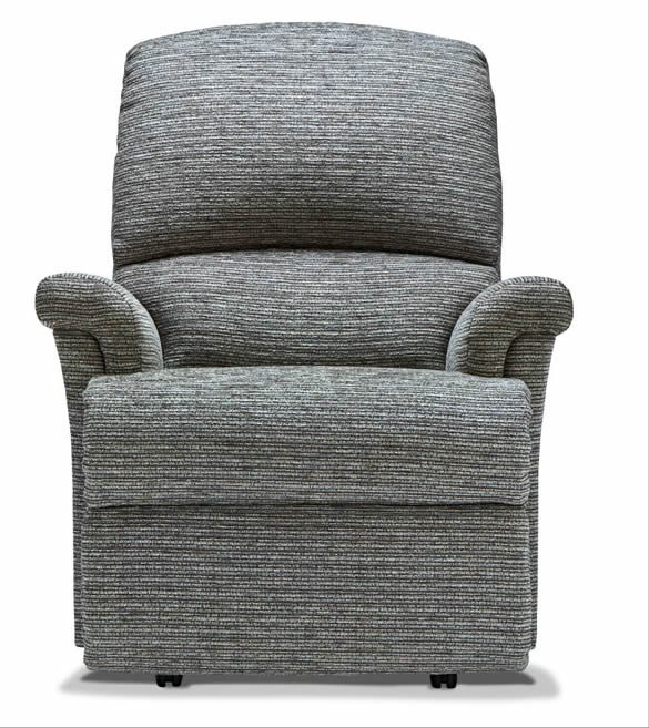 Sherborne Upholstery Nevada Fabric Lift and Rise Recliner Chair Single or Dual Motor FROM