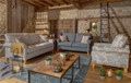 Alstons Sofas - Poppy sofa and chair