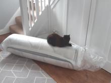 Majestic mattress rolled