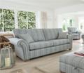 Alstons Sofas - Lancaster 3 seater sofa