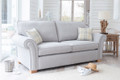 Alstons Sofabeds - Lancaster 2 seater sofa bed
