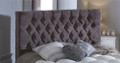 "Vienna 30"" (75cm) headboard - choice of colours and fabrics"