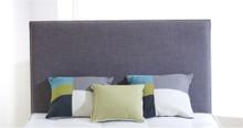 "York 20"" (50cm) headboard - choice of colours and fabrics"