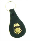 CBP Air and Marine Operations Air Interdiction Mini Badge Key Ring